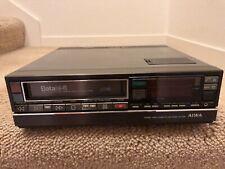 Aiwa Beta hi-fi Stereo Video Cassette Recorder