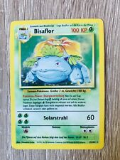 Pokémon Bisaflor Holo Deutsch #15 Basis PSA Glurak ⭐️⭐️⭐️⭐️⭐️⭐️⭐️⭐️⭐️⭐️⭐️⭐️⭐️⭐️