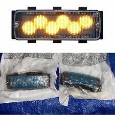 WHELEN 500 SERIES TIR6 SMART SUPER LED LIGHTS 50A03ZCR TOW WRECKER SECURITY 🚧