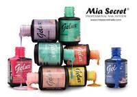 Mia Secret Gelux Nail Polish 0.5 Oz UV GEL-SOAK OFF GEL POLISH  *Pick your Color