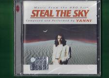 YANNI - STEAL THE SKY OST COLONNA SONORA COMPLOTTO IN CIELO CD NUOVO SIGILLATO