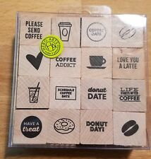 Kelly Purkey Mounted Rubber Stamp Set 3