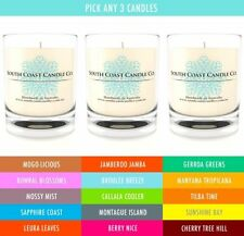 Scented Vanilla Decorative Candles