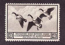 US RW3 $1 Duck Hunting Used XF SCV $100