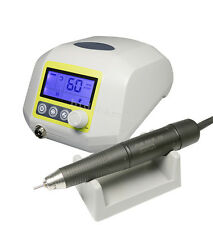LCD Dental 60000RPM  Micro Motor polisher electric Brushless polishing Handpiece