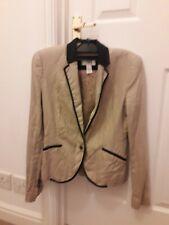 Mango beige blazer size euro 36 with matching skirt size euro 34