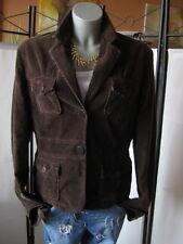 CLOSED schöne Cord Jacke-Blazer 40-42 schöner Schnitt & mit Stretch &  in Braun