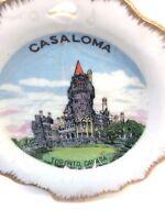 Chateau Frontenac Collectible Plate,Quebec Canada, Travel Souvenir,Kitsch Decor