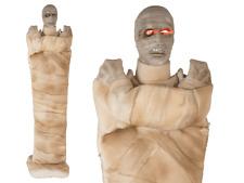 Large Animated 153cm Light Up Mummy Halloween Party Prop Decoration Sound Zombie