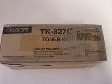 KYOCERA,   TK-827C,    Toner kit,   cyan