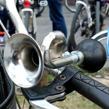 Non-Electronic Bicycle Cycle Horn Bike Vintage Retro Bugle Hooter Loud Bell UK