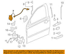 General Motors Genuine Oem Locks Hardware For Pontiac G6 Sale. Pontiac GM Oem 0510 G6 Front Doorlock Actuator Motor 20846342. Pontiac. 2007 Pontiac G6 Part Schematics At Scoala.co