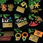 12 Style Cutting Die Stencil DIY Scrapbooking Diary Embossing Template Crafts#