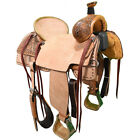 "New! 16"" SRS Saddlery Ranch Roping Saddle Code: SRS607RAN160"