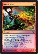 [4x] Devil's Play - Buy-a-Box Promo [x4] Misc Promos Slight Play, English -BFG-