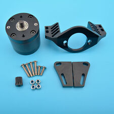 1:10 D90 Gearbox 1:5 Rock Crawler Upgrade Parts Transmission Case Gear Box #1543