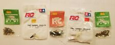 5 pc NEW in package! Vintage assorted Tamiya RC Car Parts                P2#64dr