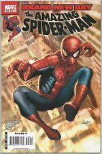 Amazing Spider-Man #549 : Marvel comic book : March 2008