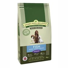 James Wellbeloved Grain Free Fish & Vegetable Senior Dog Food 10kg