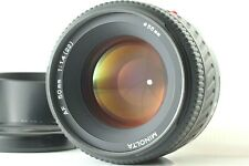 RS Version [NEAR MINT+++ LATE] Minolta AF 50mm f1.4 Lens Sony Minolta A JAPAN