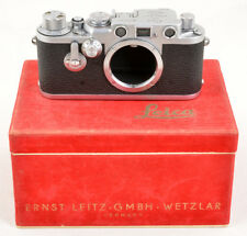 Leica IIIf No.711387 Ernst Leitz GmbH Wetzlar GERMANY + Original BOX TOP & CLEAN