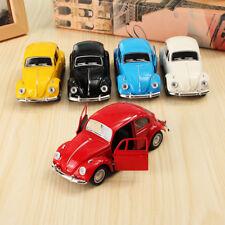 1/32 For Volkswagen Beetle Diecast Model Pull Back Car Toy Gift Children Decor