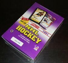 1991-92 Score Hockey USA Edition Factory Sealed Unopened Hobby Box w/ 36 Packs