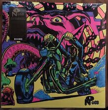 Warfaring Strangers Acid Nightmares, 2x Yellow/Purple Vinyl, LP Newbury, LTD 300