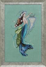 MIRABILIA Designs-SIRENA E IL NAUFRAGIO cross stitch chart Pack (MD125)