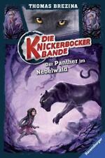 Der Panther im Nebelwald / Die Knickerbocker-Bande Bd.3 von Thomas Brezina (2015, Gebundene Ausgabe)
