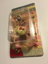 Sanrio Original Classic Hello Kitty Bunny Sushi Trinket Charm Zipper Pull Gotoch