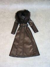 Manteau en cuir Poupées Tonner: Tyler Sydney Jac/ Leather Coat for Tonner Dolls