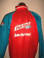 vintage 70`s Nylon Jacke rain jacket oldschool für festival etc. Regenjacke XXL