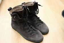 Damir Doma Silent Leather High Top Trainers UK 8 EU 42