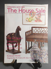 Christie's New York The House Sale Moyens Coll. March7-8  2007 Auction Catalog