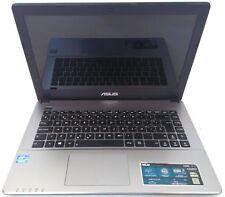 NOTEBOOK PC PORTATILE ASUS X450C i3 1.80GHz HDD 500GB RAM 4GB WIN 10 PRO HDMI