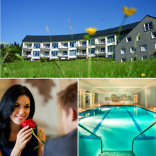 Wellness & Romantik Kurzurlaub im Sauerland 3 Tage 4★ Hotel mit Romantikpaket