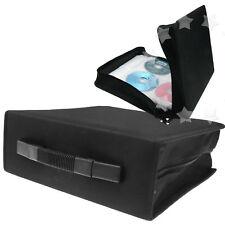 320 CD DVD Disc Storage Sleeves Holder Media Carrying Case Binder Book Solution