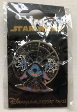 Star Wars Disneyland Paris Pin Badge : Stitch/Emperor