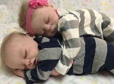 Sam and Sera Reborn Baby Boy and Girl Twins 👶👶🍼🍼