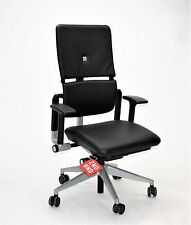 Steelcase Please V2 new Black Leather