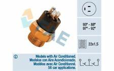 FAE Interrupteur de température (ventilateur radiateur) pour PEUGEOT 205 37850