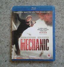 The Mechanic (Blu-ray, 2011)