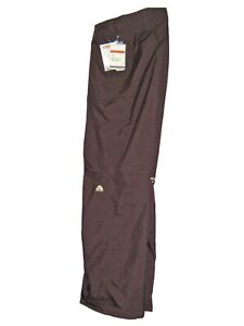 NEW NIKE Womens Ladies ACG FIT-STORM THERMORE Ski Trousers Brown L