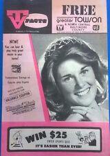 TV FACTS Baltimore-Washington listings magazine (May 4, 1975)