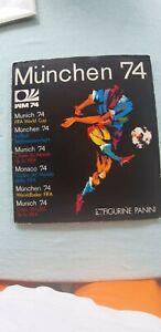 Album Munchen 74 Panini completo