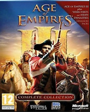 Age of Empires 3 (complete collection) PC game SOFTWARE DOWNLOAD