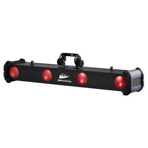 JB Systems Super Quadra Beam LED Scanner Effekt