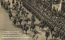 Russia, Royalty, The Tsar and Other European Emperors on a Royal Funeral, Old Pc