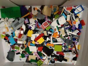 Lotto 4 Lego 1Kg City Friends